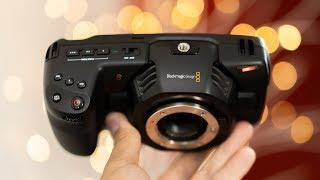 Blackmagic Pocket Cinema 4K first Review - Beautiful but Limiting!