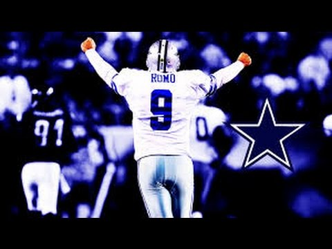 Tony Romo Dallas Cowboys Career Highlights