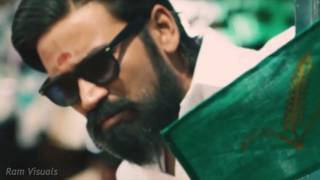 HBD Beloved Dhanush Video Edit - Ram Visuals