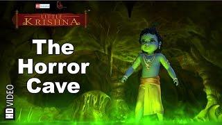 Krishna and The Horror Cave   HD Clip   Hindi