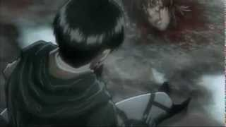 Shingeki no Kyojin - Kuinaki Sentaku : Levi gets mad (OVA 2)