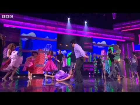 Darren Gough Does West Side Story - Let's Dance for Sport Relief 2012 - BBC One