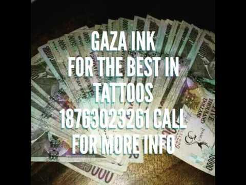 Gaza ink