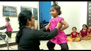 Sridevi Nrithyalaya - Bharatanatyam Dance - TAPASYA episode 2