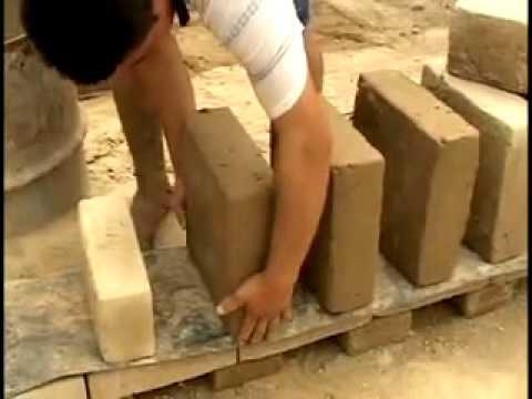 Permacultura - Fabricar y construir con adobe. (1)