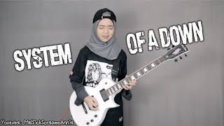 """🎵 """"Toxicity"""" - System Of A Down (Mel Cover)"""