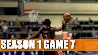 AND 1! COLLEGE HOOPS 2K8 LEGACY MODE EP8