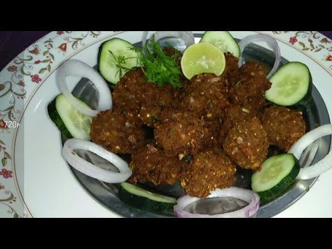 Sunday special Mutton Kheema Kabab