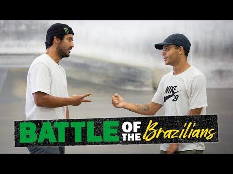 Battle Of The Brazilians - Kelvin Hoefler vs Lucas Rabelo