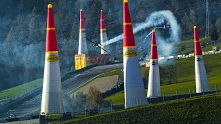How the Red Bull Air Race Pylons Work