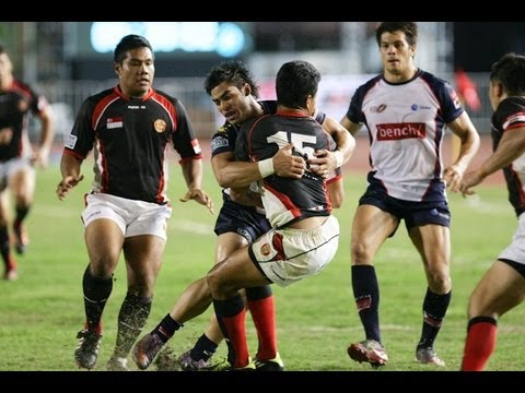 HSBC Asian 5 Nations 2013 Highlights Show