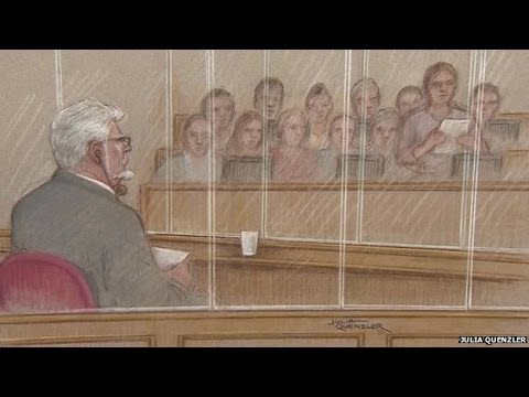 Rolf Harris guilty of indecently assaulting young girls [VIDEO] [HD]