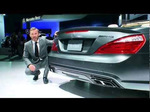 Mercedes-Benz TV: MB-Reporter Matthew K. at the New York Auto Show