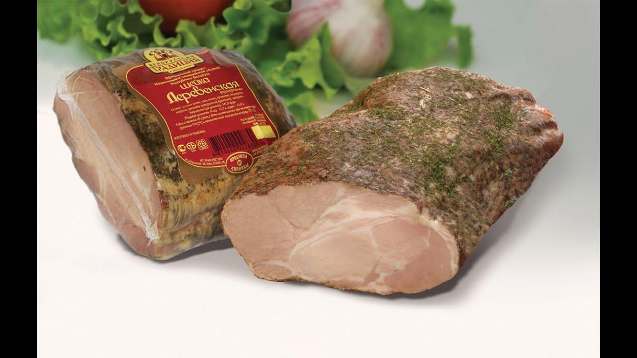 Продукция торговой марки белорусская традиция - деликатесы, паштеты, колбасы натурального вида