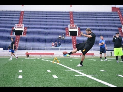 David Strickland (Point Univ) | Punter | Team Jackson Kicking Camps