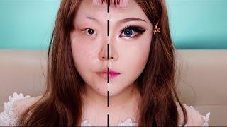 *[ENG CC ] The Power of Make up. 반.반 파워메이크업
