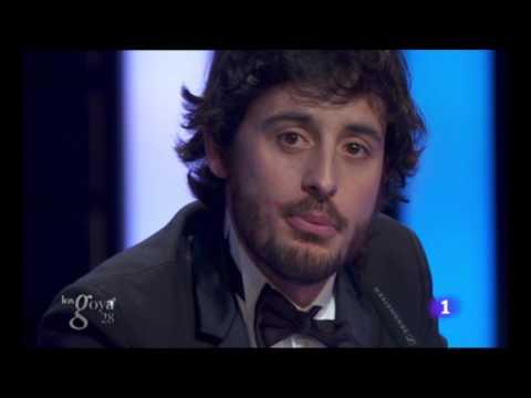 Javier Pereira gana el Goya al Mejor Actor Revelación en 2014