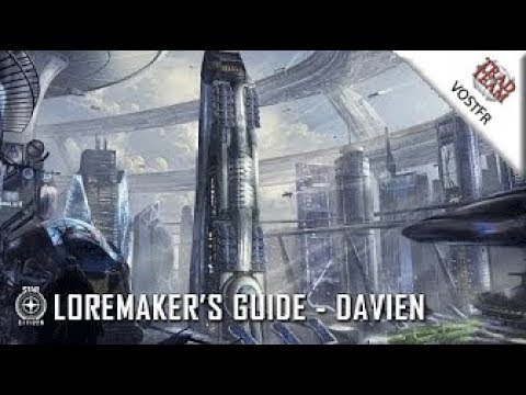 Loremaker's Guide to the Galaxy : Le système Davien - VOSTFR