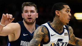 Dallas Mavericks vs Utah Jazz Full Game Highlights | January 25, 2019-20 NBA Season