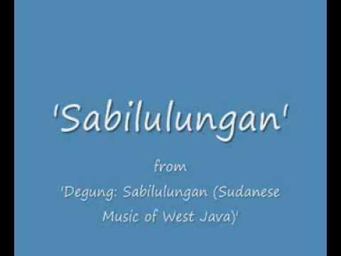 'sabilulungan' Sundanese Gamelan video