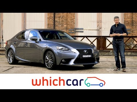Lexus IS 200t Quick Review   New Car Reviews   WhichCar