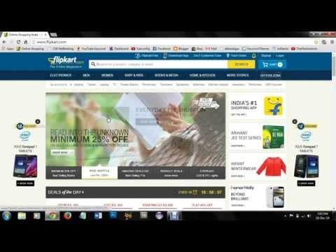 How to create an eCommerce Website like Flipkart/Yepme