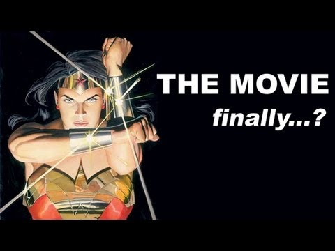 Wonder Woman Movie? Female Superheroes on Film : Beyond The Trailer