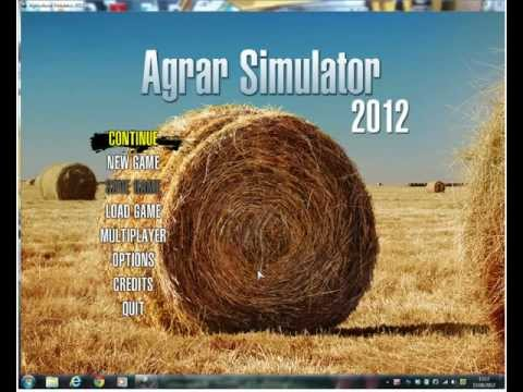 lets play agricultural simulator 2012 test