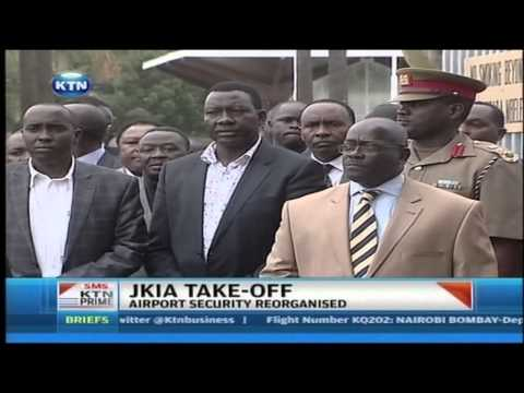 President Uhuru: JKIA fire wasn't an act of terror