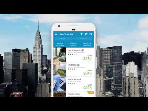 Priceline Hotel Deals, Rental Cars & Flights APK Cover