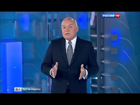 Ганапольский устроил антироссийский подлог
