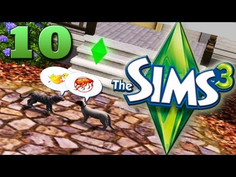 Dark Plays: The Sims 3 [10] - k'joor's New Friends video