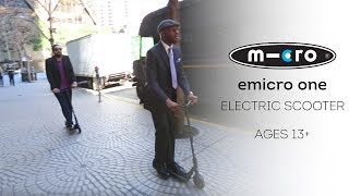 emicro one | Ian Powell FIlms