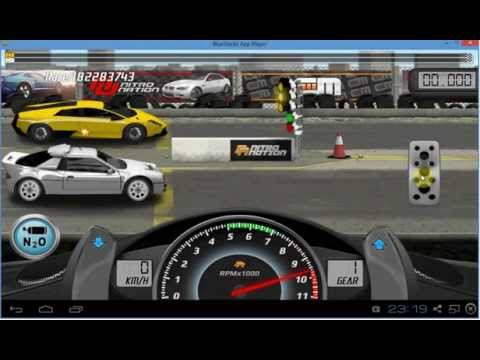 Drag Racing Ford RS200 Evolution Level 8 Tune 12.579 1/2 Mile