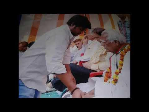 White tiger (Dada) ki yaad me sune ek bagheli geet | Rewa mp // Rewa news