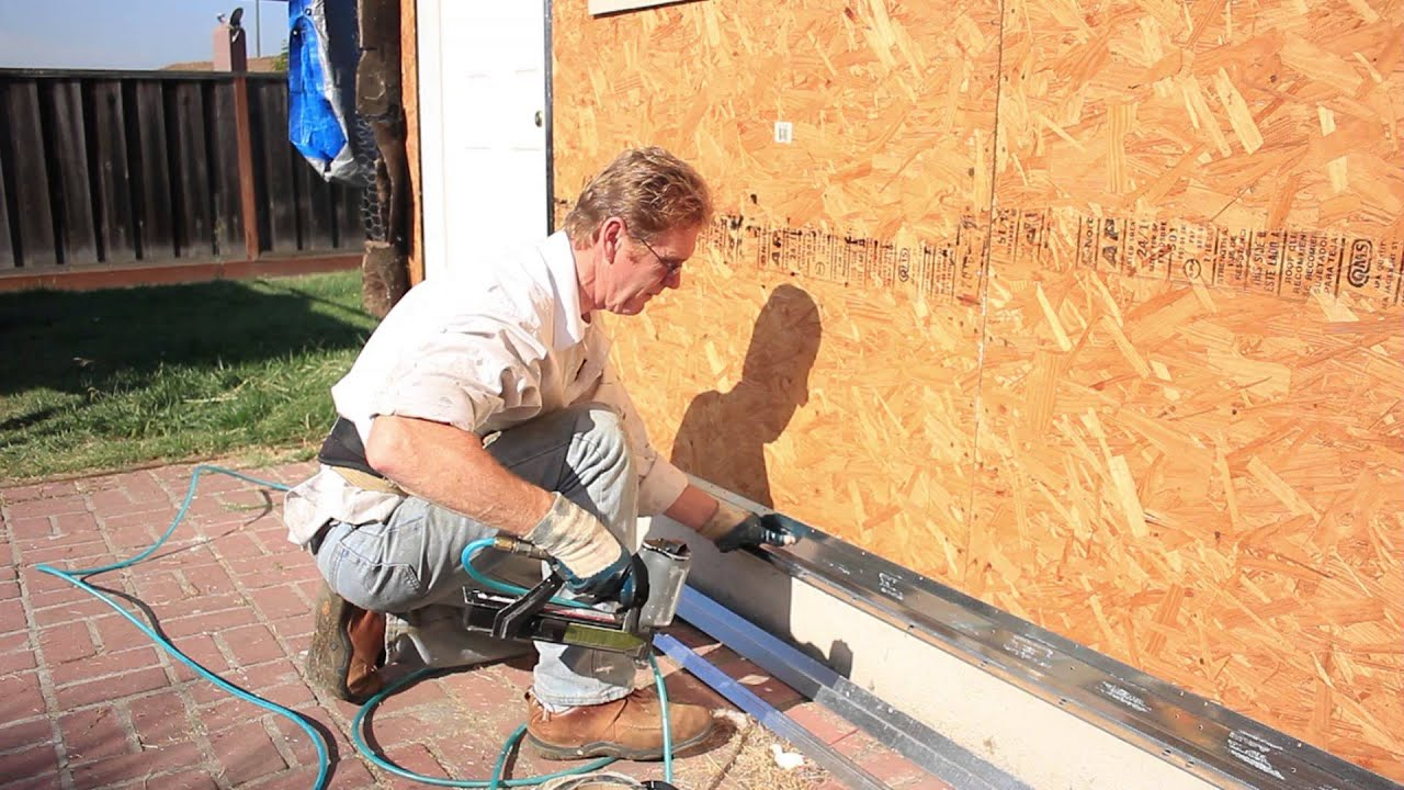 Waterproofing A Concrete Foundation For Stucco That S Past