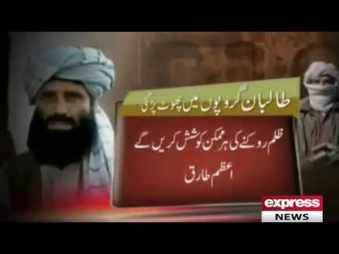 Mehsud group announces separation from TTP