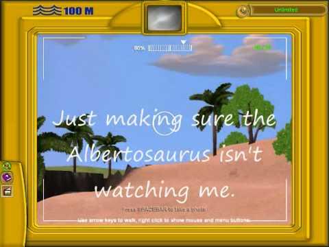 Prehistoric Park: Episode 5- Super Croc