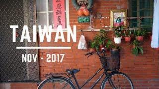 [Travel Vlog] Kaohsiung/Tainan Taiwan - Fujifilm XT10