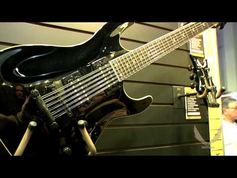Dean Guitars 2014 N.A.M.M. Vendetta 12 STRING Electric Guitar