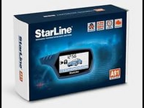 Установка автосигнализации starline a91 своими руками