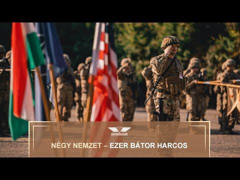 Négy nemzet – ezer bátor harcos