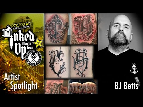 Artist Spotlight - BJ Betts
