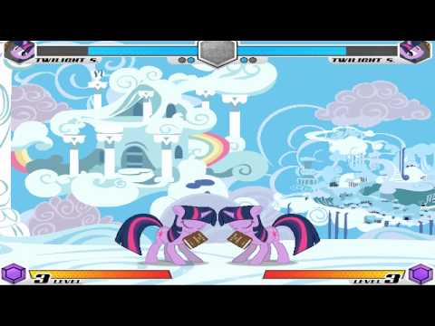 Pinkie Pie Broke The World Again... My Little Pony: Fighting Is Magic Incomplete Double K.O.