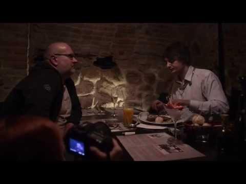 PETE DOHERTY interview, Bratislava - June 2012