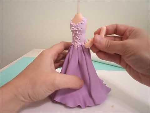Rapunzel  - Parte 2 ( Aula de Biscuit)