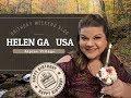 Birthday VLOG ~ Helen GA, Alpine Village