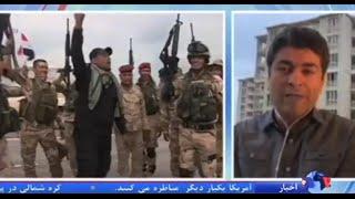 منابع محلی عراق: نيروهای سپاه نزدیک خانقين مستقر شدهاند