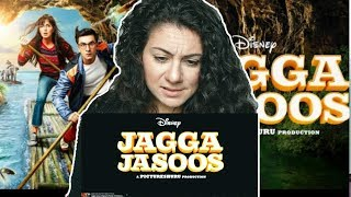 JAGGA JASOOS TRAILER REACTION | BOLLYWOOD REACTION IV