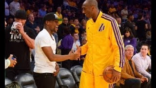 What Kobe and Floyd Mayweather Have in Common
